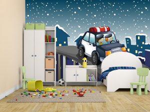 Fototapeta do pokoju dziecięcego